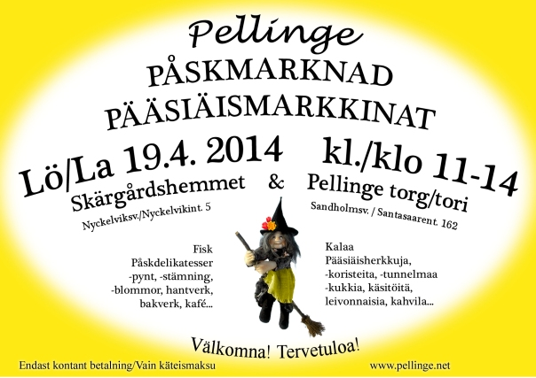 Pellinge påsk Pellingin pääsiäinen