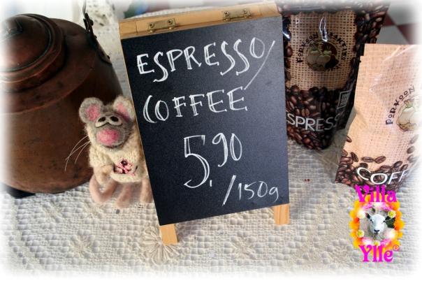 Porvoon Paahtimon kahvia